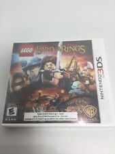 Lego The Lord of the Rings Nintendo 3DS and 3DS XL PAL Brand New