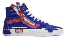 Vans Sk8Hi Reisue Size 10.5Men  Red White Blue Shoes No.508357 Skateboarding New