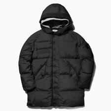 Stone Island Garment Dyed Crinkle Reps NY Down Jacket In Black BNWT