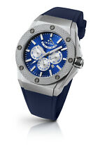 TW Steel LIMITED EDITION KIVANÇ TATLITUĞ Blue Chrono - Month, Day, Date, Pow Res