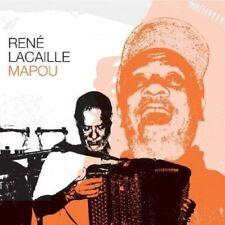 Rene Lacaille - Mapou (CD 2004) NEW & SEALED