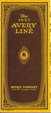 The 1923 Avery Line reprint