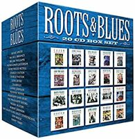 The Perfect Roots & Blues Collection 20 CD BOX SET