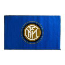 Tappeto F.C. Inter Ufficiale rettangolare antiscivolo 70x110 cm Z266
