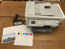 HP C7280 All in one Inkjet Printer, Copier, Scanner & Fax - Includes New Ink