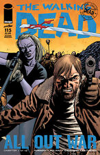 IMAGE COMICS THE WALKING DEAD #115 2ND PRINTING VARIANT TOP RATED AMC TV SERIES