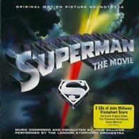 Various Artists : Superman the Movie - Ost CD 2 discs (2000) ***NEW***