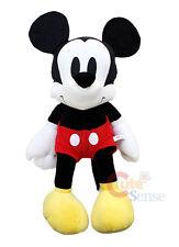 "Disney Mickey Mouse Plush Figure Doll Jumbo Soft Stuffed Toy Giant  Size 37"""