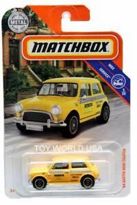 2019 Matchbox #96 MBX Service '64 Austin Mini Cooper