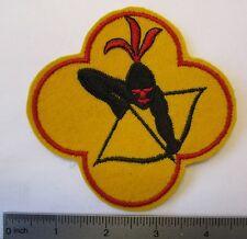 ORIGINAL WW2 Vintage USAAF U.S. ARMY AIR FORCE 429th BOMB SQUADRON JACKET PATCH