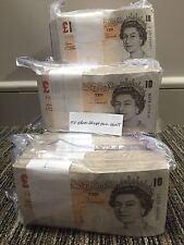 1xRandom Serial Number Victoria Cleland Last Of The £10 Paper Banknotes Crisp EC