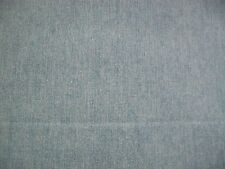 Ice Blue Soft Denim Upholstery Fabric from Calico Corners - 1 7/8 yards