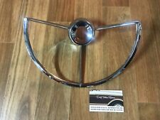 New Reproduction Ford Falcon Steering Wheel Horn Ring And Mount XK XL XM XP F100