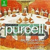 HENRY PURCELL. COLLECTION. KING ARTHUR. (2CD1985). GARDINER