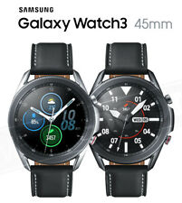 "Reloj Samsung Galaxy 3 2020 BT + Wi-fi + Gps (sin LTE) 45mm 1.4"" De Acero Inoxidable"