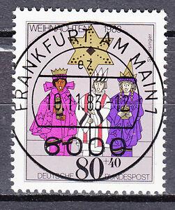 BRD 1983 Mi. Nr. 1196 gestempelt FRANKFURT AM MAIN , mit Gummi TOP! (15361)