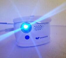 WOWOTO Q1 Pro Mini Projector Portable 2800 Lux Android 7.1 WiFi Wireless.