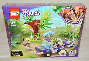 NEW Lego Friends BABY ELEPHANT JUNGLE RESCUE (41421) w/2 Figures & Accessories