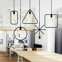 Geometric Design Ceiling Pendant Lampshade Light shade Bedroom Lounge Decoration