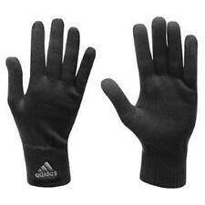 Équipements de football gants noirs pour homme
