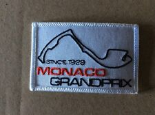 A452 // ECUSSON PATCH AUFNAHER TOPPA / GRAND PRIX MONACO 9*5,5 CM