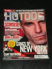 HOTDOG magazine 2003, Daniel day Lewis, Scorcese, Clint Eastwood, John C. Reilly