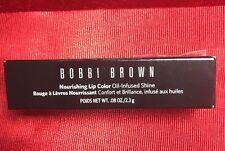 Bobbi Brown Nourishing Lip Color Pink Slipper New