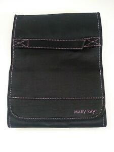 NEW Mary Kay Hanging Travel Roll Up Bag Cosmetic Makeup Case Removable Pouches