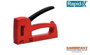 RAPID R53 HAND STAPLE TACKER