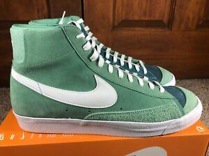 Nike Blazer Mid '77 Vintage Suede Mix Healing Jade Ash Green CZ4609 300 Size 15