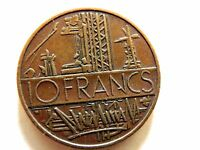 1976 French Ten (10) Francs Coin