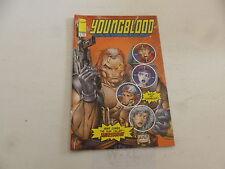 YOUNGBLOOD Comic - Vol 2 - No 5a - Date 02/1996 - Image Comics