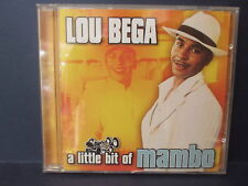LOU BEGA ( A little bit of mambo ) CD ALBUM 14 TITRES