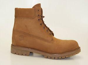 Timberland 6 Inch Premium Boots Waterproof Men Lace Up A1M9U