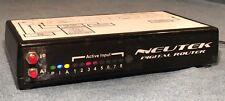 "Neutek NDR-83AI 8 Input 3 Output Optical Digital Audio Switch ""Digital Router"""