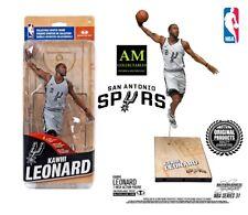 McFARLANE NBA 31 - SAN ANTONIO SPURS - KAWHI LEONARD - FIGUR  NEU/OVP