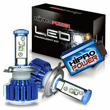 80W CREE XM-L2 LED Headlight Bulbs Honda Civic 1998 1999 2000 2001 2002 2003