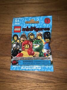 LEGO Series 5 Collectible 1 Minifigure 8805 NIP New Sealed