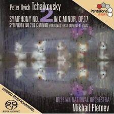 Mikhail Pletnev, P.I. Tchaikovsky - Symphony No. 2 [New SACD] Hybrid SACD
