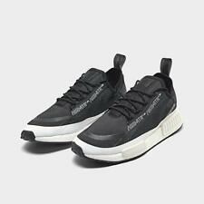 Adidas Men's NMD R1 Spectoo Black / White Running Shoes