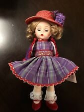New ListingMadame Alexander 8� Red Hat's Little Lady 45350 In Box - No Reserve!