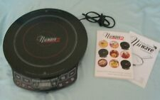 NuWave 2 Precision Induction Cooktop PIC2 Portable Cook Top w/ Manual 30151