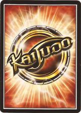 Kaijudo X1 Foil PIERCING JUDGEMENT Rare #76/110 HORDE ONSLAUGHT Elite Series