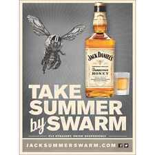 Jack Daniels Summer by Storm  18 by 26