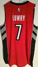 Adidas Swingman Jersey Toronto Raptors Kyle Lowry Red sz L