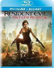 RESIDENT EVIL 6: OSTATNI ROZDZIAŁ 3D (THE FINAL CHAPTER) - 2 BLU-RAY 3D/2D