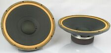 """JBL LE15A 15"""" Inch Woofer Speaker Pair 8 Ohm"""