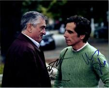 Robert DeNiro and Ben Stiller signed 8x10 Picture Photo Pic autographed with COA