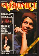 VERONICA 1979 nr. 29 - RICKIE LEE JONES / JULIEN CLERC / BAD COMPANY/TINEKE VOS