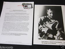VIC CHESNUTT 'SWEET RELIEF II' 1996 PRESS KIT--PHOTO